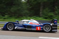 La nouvelle Peugeot 90X 2011 en essais secrets