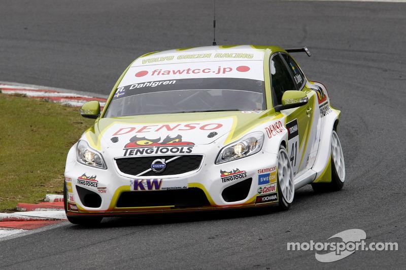 Robert Dahlgren, Volvo Olsbergs Green Racing Volvo C30