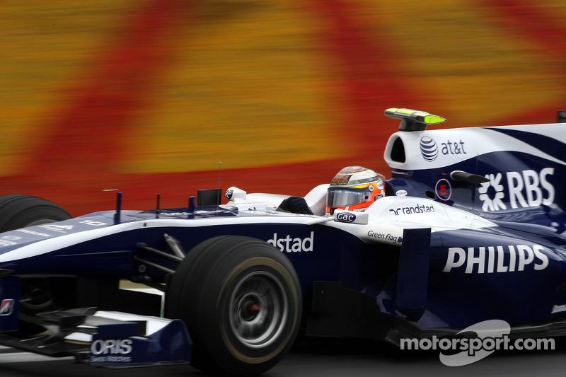 Ніко Хюлькенберг, Williams F1 Team