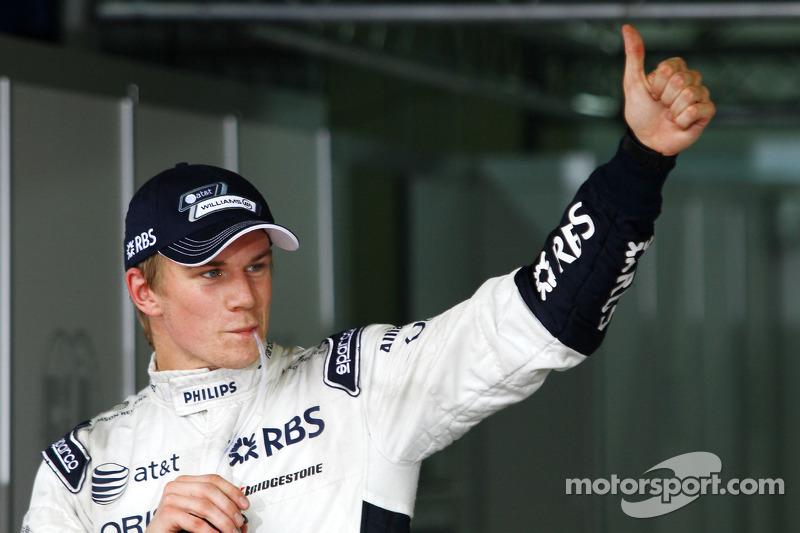 Nico Hulkenberg - GP de Brasil  2010