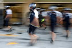 Williams F1 Team mecaniciens
