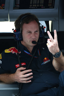 Christian Horner, second successive race win