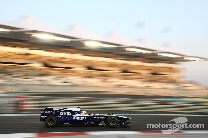 2010: Nico Hulkenberg, Williams FW32