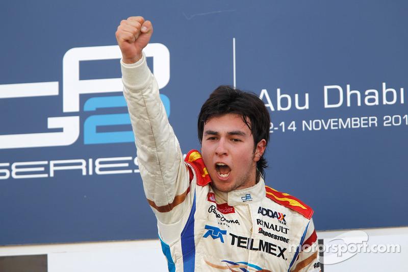 Sergio Perez: 2669 dias - Última vitória: GP2, Abu Dhabi 2010