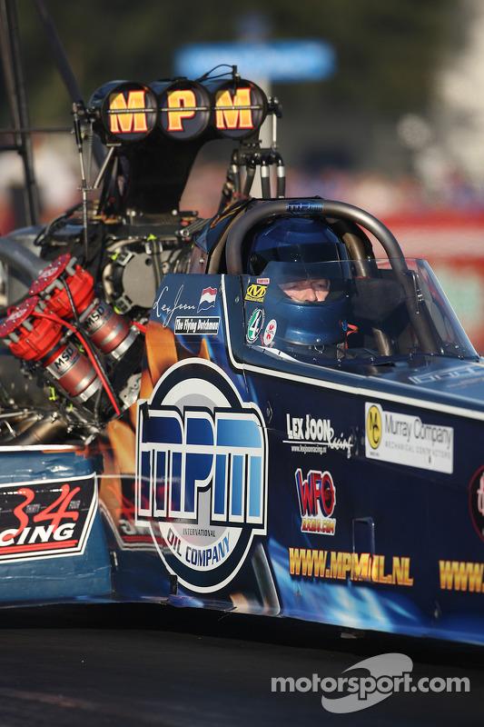 Lex Joon, 334 Racing McKinney Dragster