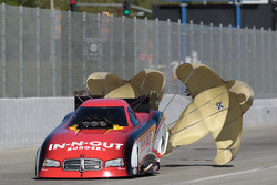 Melanie Troxel, In-N Out Burgers Dodge Charger