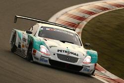 Samedi, course GT500