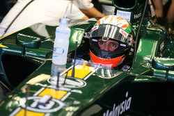 Vladimir Arabadzhiev, Lotus F1 Team