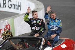 Carl Edward y Jason Plato