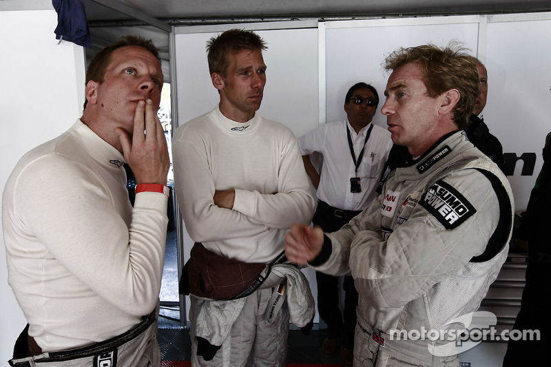 Jamie Campbell-Walter, Michael Krumm and Warren Hughes