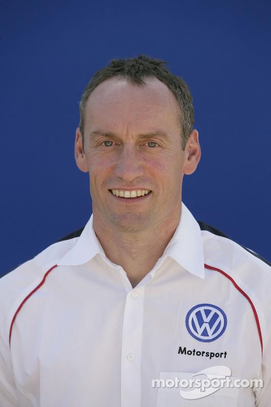 Volkswagen Motorsport: Andreas Lautner