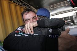 2010 FIA GT1 World champions Andrea Bertolini and Michael Bartels
