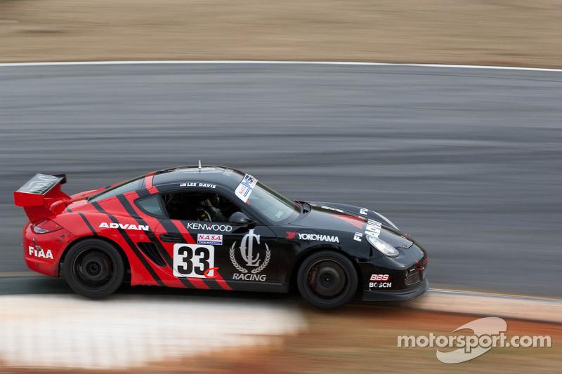 #33 The Lunatics 2010 Porsche Cayman Black/Re: Lee Davis, Ryan Eversley, Keith Carroll