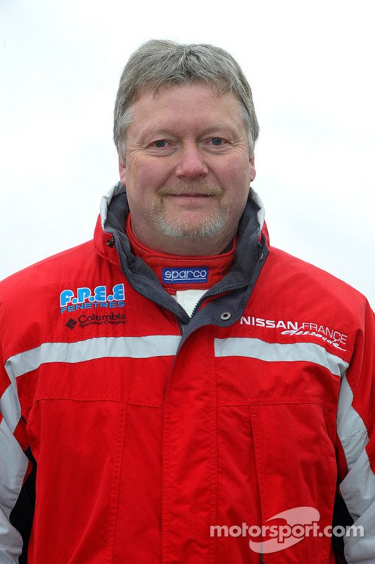 Team Dessoude: corijder Denis Schurger