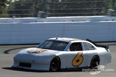 Daytona Goodyear tire test
