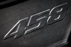 #002 Extreme Speed Motorsports Ferrari F458 GTC inside door panel
