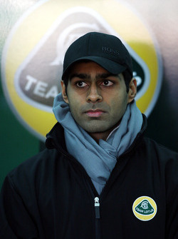 Karun Chandhok, Team Lotus