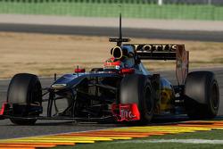 Robert Kubica, Lotus Renault GP, R31