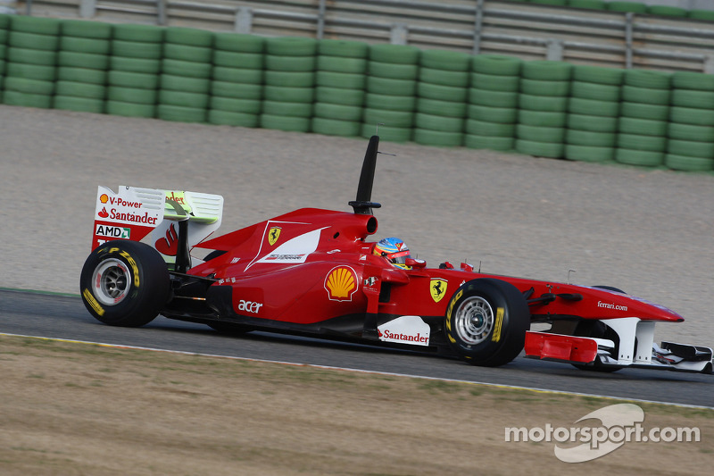 Fernando Alonso, Scuderia Ferrari, F150