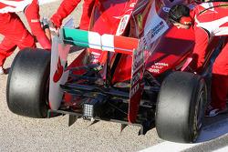 Scuderia Ferrari, F150, detail