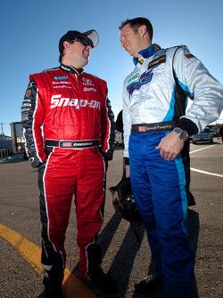 Brendan Gaughan and Spencer Pumpelly
