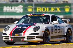 #89 Ranger Sports Racing Porsche 997: Marcelo Abello, Barry Ellis