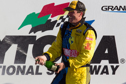 GS victory lane: race winner Matt Plumb