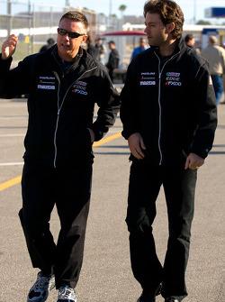 Jonathan Bomarito and Sylvain Tremblay