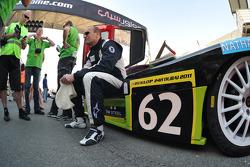 #62 Team Jordans.nl Saker Sportscar GT TDI: Monny Krant, Henk Thijssen, Ton Verkoelen, Herbert Boender