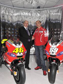 Claudio Domenicali, Ducati director