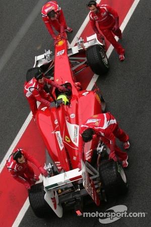 Ferrari is the biggest spender in Formula One