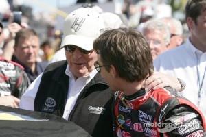 Rick Hendrick and Jeff Gordon, Hendrick Motorsports Chevrolet
