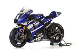 The 2011 Yamaha YZR-M1