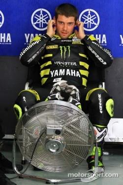 Cal Crutchlow of Monster Yamaha Tech 3