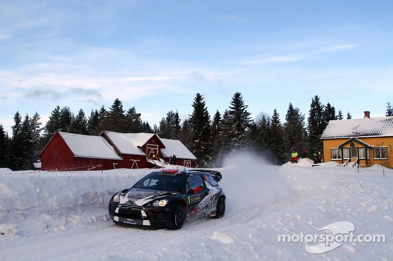 Ралі Швеція-2011 - 8 місце
