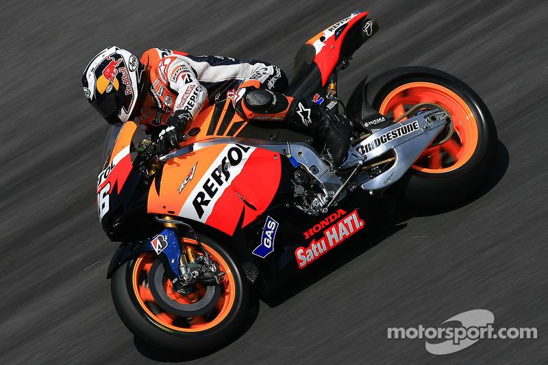 2011, MotoGP: 4º en el campeonato con 219 puntos