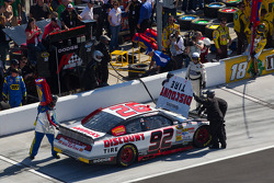 Brian Keselowski, Keselowski Dodge in the pit