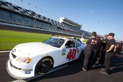 Scott Wimmer, Key Motorsports Chevrolet