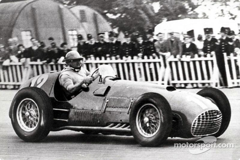 1950-1951: Ferrari 375 (три победы)