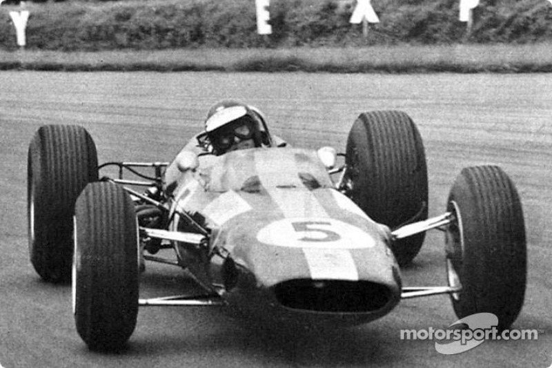 1965: Jim Clark, Lotus 33 Climax