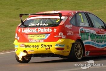 Mat Jackson, Airwaves Racing Flames