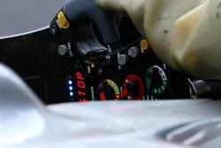 Steering wheels of Michael Schumacher, Mercedes GP