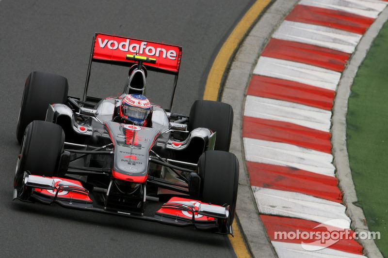 McLaren MP4-26 2011 року