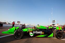 Car of Danica Patrick, Andretti Autosport