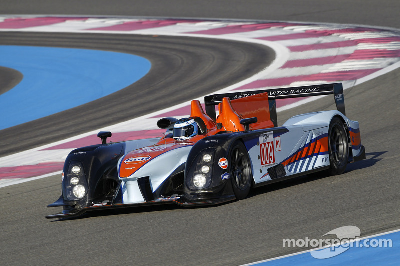 #009 Aston Martin Racing Aston Martin AMR - One: Stefan Mücke, Darren Turner, Harold Primat