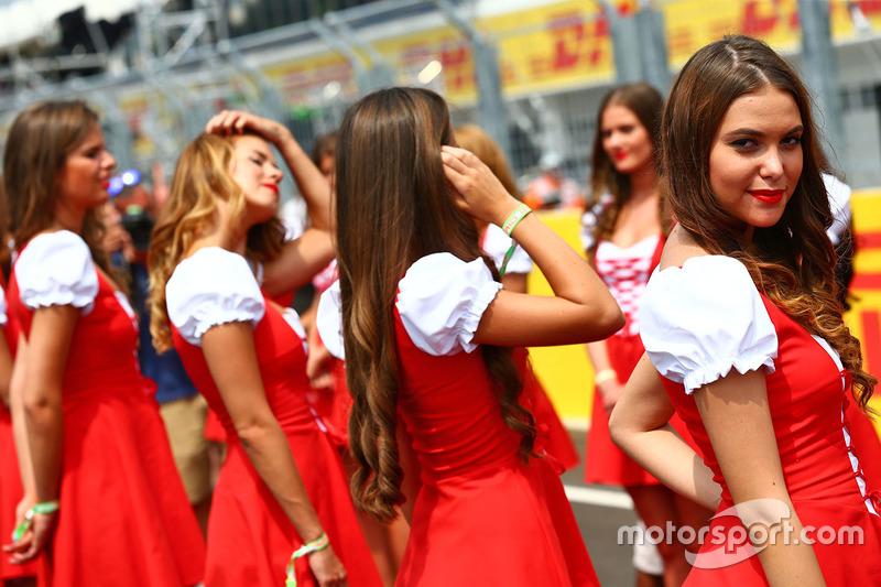 Гран При Австрии. Ф1