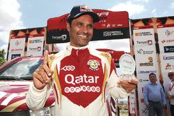 1. Nasser Al-Attiyah, Overdrive Racing
