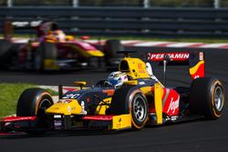 Antonio Giovinazzi, PREMA Racing leads Norman Nato, Racing Engineering