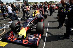 Стартовая решетка: Даниэль Риккардо, Red Bull Racing RB12