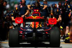 Пит-стоп: Даниэль Риккардо, Red Bull Racing RB12